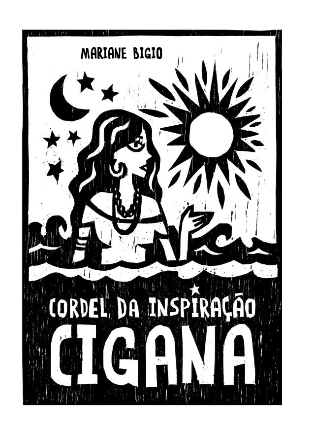 Cordel da Inspiração Cigana | Mariane Bigio