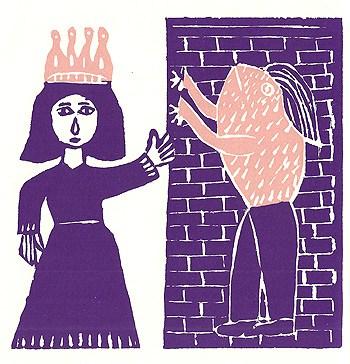 contos de fadas - por Jota Borges