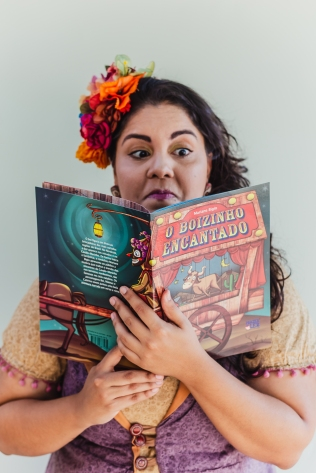 Mariane Bigio - por Lara Valença