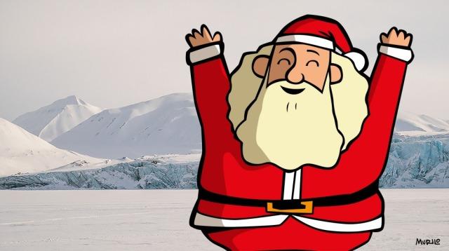 Papai Noel - Por Murilo Silva