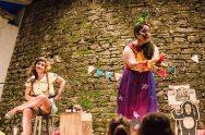Teatro no Forte - Noronha